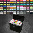 Colors Artist Dual Head Sketch Copic Markers Set For Manga Marker School Drawing