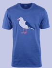 CLEPTOMANICX Gull T-Shirt soda blue Herren  NEU