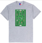 SUBBUTEO STYLE DREAM TEAM T-SHIRT - PICK YOUR OWN PLAYERS & KIT FROM ANY SEASON