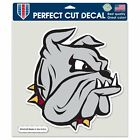 Minnesota Duluth Bulldogs Official NCAA 8 inch x 8 inch Die Cut Car Decal by ...