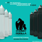 Other Gadgets - Chubby Gorilla 30ml Squeezable Plastic Unicorn Dropper Bottles LOT