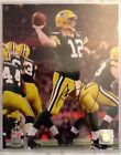 Aaron Rogers Greenbay Packers superbowl 8x10 autographed photo Authentic