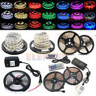5M/10M 3528 5050 5630 Flex LED Strip Light Bar Roll Rope Tape Home Kitchen Party