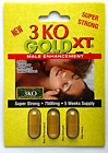 3 KO GOLD XT 7500 mg 100% Authentic Pills Male Sexual Enhancer 5 Weeks Supply on eBay