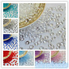 5000x 4.5mm Acrylic Diamond Confetti Wedding Party Crystals Decor Table Scatter