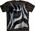 Zebra Eye Animal T Shirt Child Unisex The Mountain