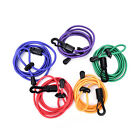 1pc 4mm elastic kayak canoe safety rod leash fishing rod lanyard paddle leash PR