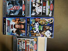 PS2 SPIELE    DIE SIMS 2, FIFA07, SMACKDOWNVS:RAW2008, GTA LIBERTY CITY & JAMES