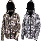 Men's Result Urban Outdoor Camo Performance Hooded Softshell Jacket Size XS-3XL