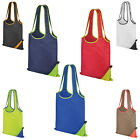 Women's Result Core Overlocked Seams Lightweight Compact Shopper Bag One size