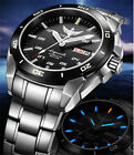 Yelang Men Tritium T100 Watch Automatic Japan24Jewels WR100M Military Watches