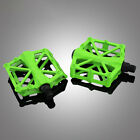 2017 Hot 5colors Bicycle Pedals Inch Aluminium alloy Bike Platform Pedals