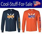New York Mets Baseball Long Sleeve  Shirt on Ebay