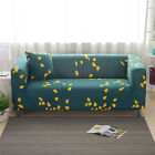 Spandex Slipcovers Sofa Cover Protector for 1 2 3 4 seater oUSL Floral Leaves qy