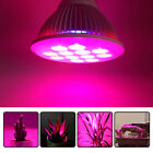 10/5/1x 12W Red Blue LED Grow Light Bulbs Hydroponic Garden Indoor Flower Plant