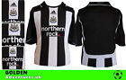 *07 / 08 - ADIDAS ; NEWCASTLE UNITED  HOME  SHIRT SS / PERSONALIZED = SIZE*