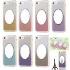 Slim Fashion Mirror Rubber Gel Silicone Soft TPU Back Case For Various Phone
