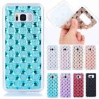 New Crystal Diamond Gel Silicone Soft TPU Case Cover For Various Phone