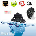 32GB Spy HD DV DVR Camcorder Video Watch Chargeable Hidden Camera Night Vision