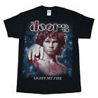 The Doors Men's T-Shirt Colorful Graphic