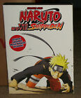 Naruto Shippuden The Movie DVD With Booklet & Slipcover