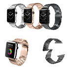 Stainless Steel Strap Bracelet Bands for Apple Watch Series 2 Series 1 42mm