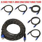 10FT HDMI CABLE For 3D DVD PS3 HDTV XBOX LCD HD TV 1080P PREMIUM V1.4 NEW