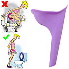 Portable Women Female Urinal Outdoor Travel Stand Up Pee Urination Device Nice
