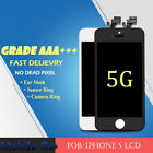 A1428 A1429 A1442 LCD Touch Screen Digitizer Assembly Replacement For iPhone 5