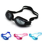 Non-Fogging Adult Swimming Goggles Swim Glasses Adjustable UV Protection Nice
