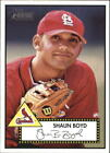 2001 Topps Heritage Baseball Card Pick 81-170