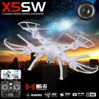 Syma Upgraded X5SW-1 X5HW-1 FPV RC Quadcopter with Wifi Camera Real Time Drones