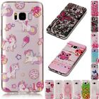 New Fashion Cute Pattern Ultra Thin Soft TPU Phone Case Cover For Various Phone