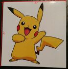 Pokemom Pikachu Vinyl Decal Sticker High Quality Car Truck Multi Use (2 Pack)