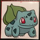 Pokemom Bulbusaur Vinyl Decal Sticker High Quality Car Truck Multi Use (2 Pack)