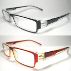 Fashionable Man Woman Spring Hinge Full Clear Lens Reading Glasses unisex- RE007 $7.49 USD