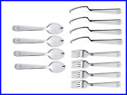 Small Stainless Steel Flatware Utensils Single or Combo Sets Spoon Fork Knife