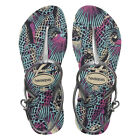 Original Havaianas Freedom Print Flip Flops New Women Sandals All Sizes Colors
