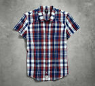 96491-16VM Shirt- Poplin, Plaid, B/L