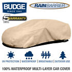 Budge+Rain+Barrier+Car+Cover+Fits+Sedans+up+to+19%27+Long%7C+Waterproof+%7C+Breathable