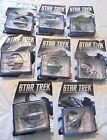 STAR TREK EAGLEMOSS COLLECTION - 24,26,27,37,42,70,76,77 - PICK THE 1 YOU WANT