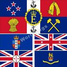 New Zealand Royal Governor-General Flag 3X5 3X6FT Historical Army Royal Banner