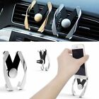 One Hand 360° Car Air Vent Mount Cradle Holder Autobot Stand For Cell Phone GPS