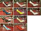 Pointed Toe Dress Pump Stiletto Heels Women Shoes #Cosmo-06