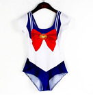 Sailor Moon Swimsuit. Anime Swimsuit. Halloween Costume