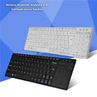 Portable Wireless Bluetooth Keyboard with Touchpad Mouse for iOS/Android/Windows