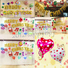 Merry Christmas Alphabet Letter Foil Balloon For Party New Year+Pump Inflator