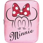 Disney UNIVERSAL TABLET CASE COVER Zipper Padded ~ Minnie Mouse, Princess