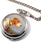 A Pointer by by Colin Graeme Roe Full Hunter Pocket Watch