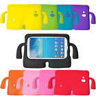 """Safe Kids Proof EVA Foam Stand Case Cover For Samsung Galaxy Tab 3 4 7.0"""" 10.1"""""""